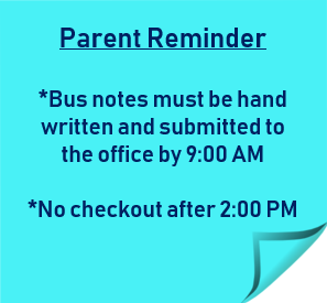 Parent Reminder